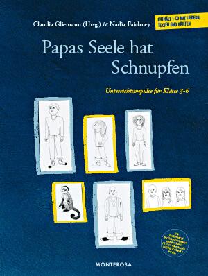 Papas Seele Schulmappe