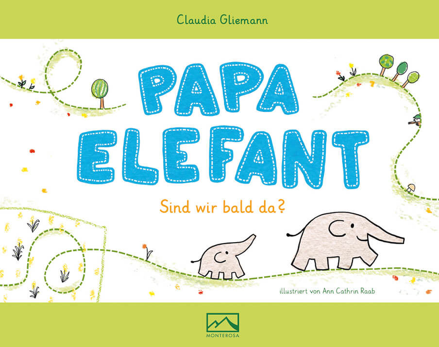 Papa Elefant
